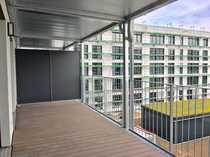 Erstbezug - möbliertes 2-Zimmer-Appartment mit XXL-Balkon