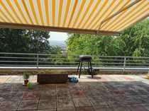 Exklusive 5-Zimmer-Penthouse-Wohnung mit 100m2 Terrasse