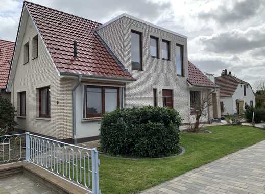 Moderne, helle 3-Zimmer-EG-Wohnung mit Terrasse in Bremen-Arsten