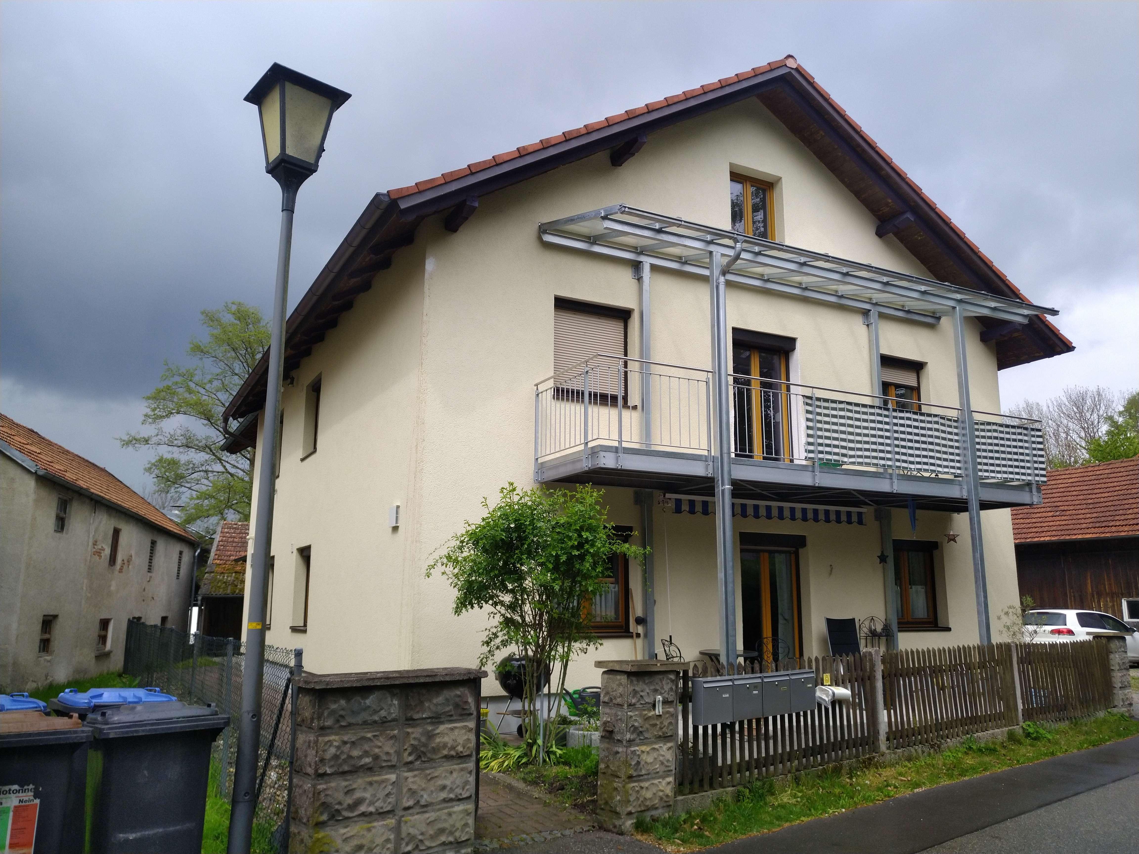 Ansprechende 4-Zimmer-Wohnung in Moosinning in ruhiger Lage