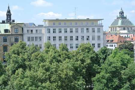 Ottostraße - Schicke 3-Zimmer-Wohnung in Top City-Lage in Maxvorstadt (München)