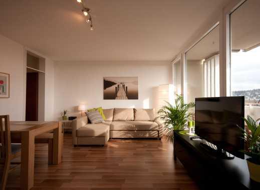 Wohnung mit Balkon und Schwarzwaldblick