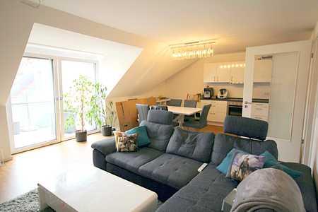 Helle 3-Zimmer-Wohnung mit sonnigem Balkon im Zentrum von Obertraubling! Frei ab 15.08.! in Obertraubling