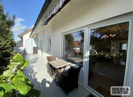 In glücklicher Lage... Sonnige 3 - Zimmer mit großem Balkon in Karlsfeld