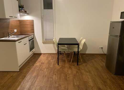 Ideal für Singles!Stilvolle Wohnung mit Balkon und TG-Stellplatz  im Trendviertel Pempelfort