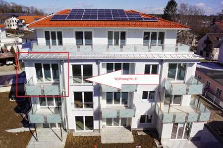 Erstbezug: exklusive 3-Zimmer-Wohnung mit Balkon in Traunstein in Traunstein