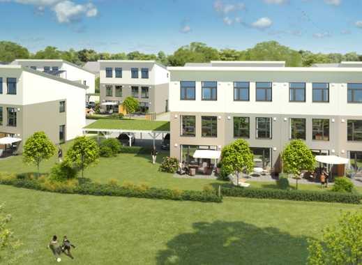 Wohlfühloase: Doppelhaus MOOS mit 143m² Wohnfläche und bis zu 5 Zimmern