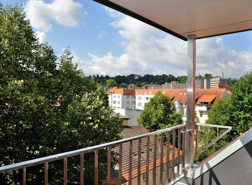 Erstbezug - Komplett neu ausgebautes Dachgeschoss in unmittelbarer Nähe der Bielefelder Altstadt