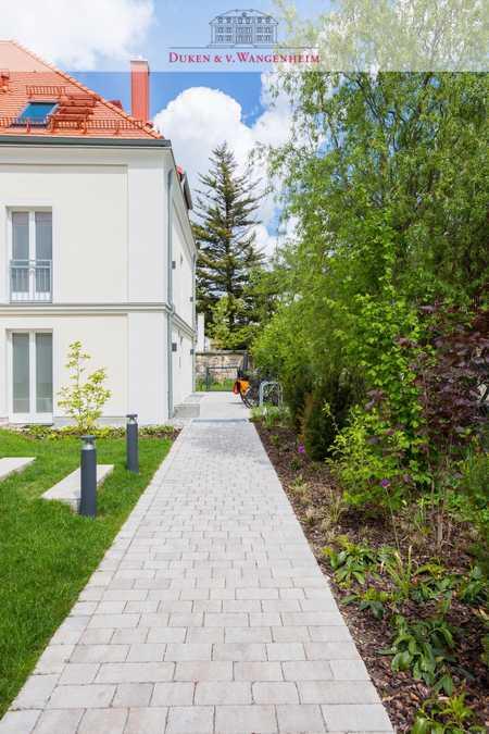 Familienfreundliche sonnige 4-Zimmer-Gartenwohnung im Grünen. in Hadern (München)