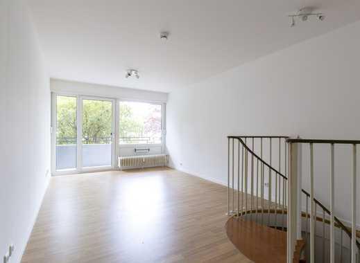 Maisonette-Wohnung in TOP-Lage München zu vermieten – perfekt angebunden