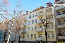 Bild IMMOBERLIN: Trendlage! Altbauwohnung mit Loggia & Designambiente