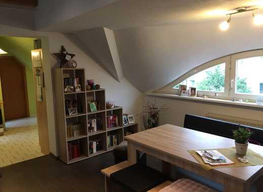Schöne zwei Zimmer Wohnung Innenstadt Markt mit Dachterrasse