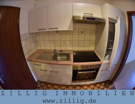 Appartement auch für Studenten - Innstadt - Nähe Uni - EBK, Loggia,  Stpl. - ZILLIG MIETVERWALTUNG in Innstadt (Passau)