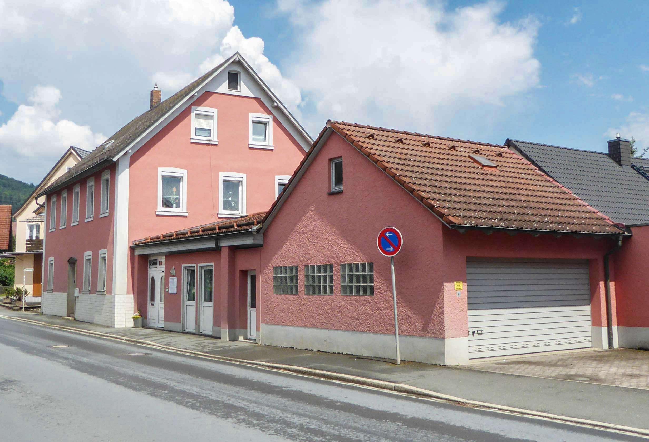 Zentrumsnahe  Praxisräume in Stadtsteinach zur Miete in Stadtsteinach
