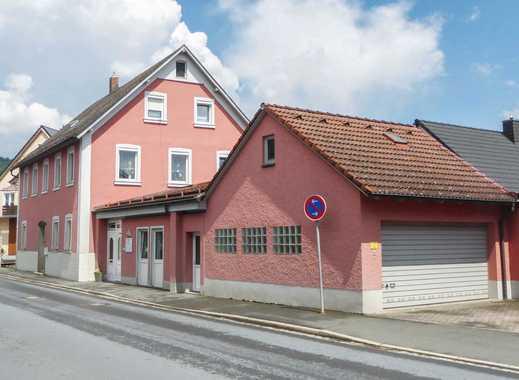 Zentrumsnahe  Praxisräume in Stadtsteinach zur Miete