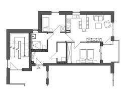 Grundriss Wohnung 17