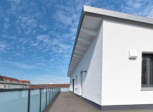 Penthouse mit einzigartiger Dachterrasse und Südausrichtung