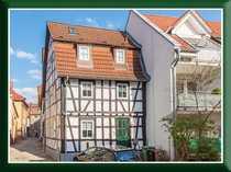 Reifferscheid - Romantisches klitzekleines Fachwerkhaus für