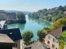 Panoramablick auf den Rhein Ehemaliges