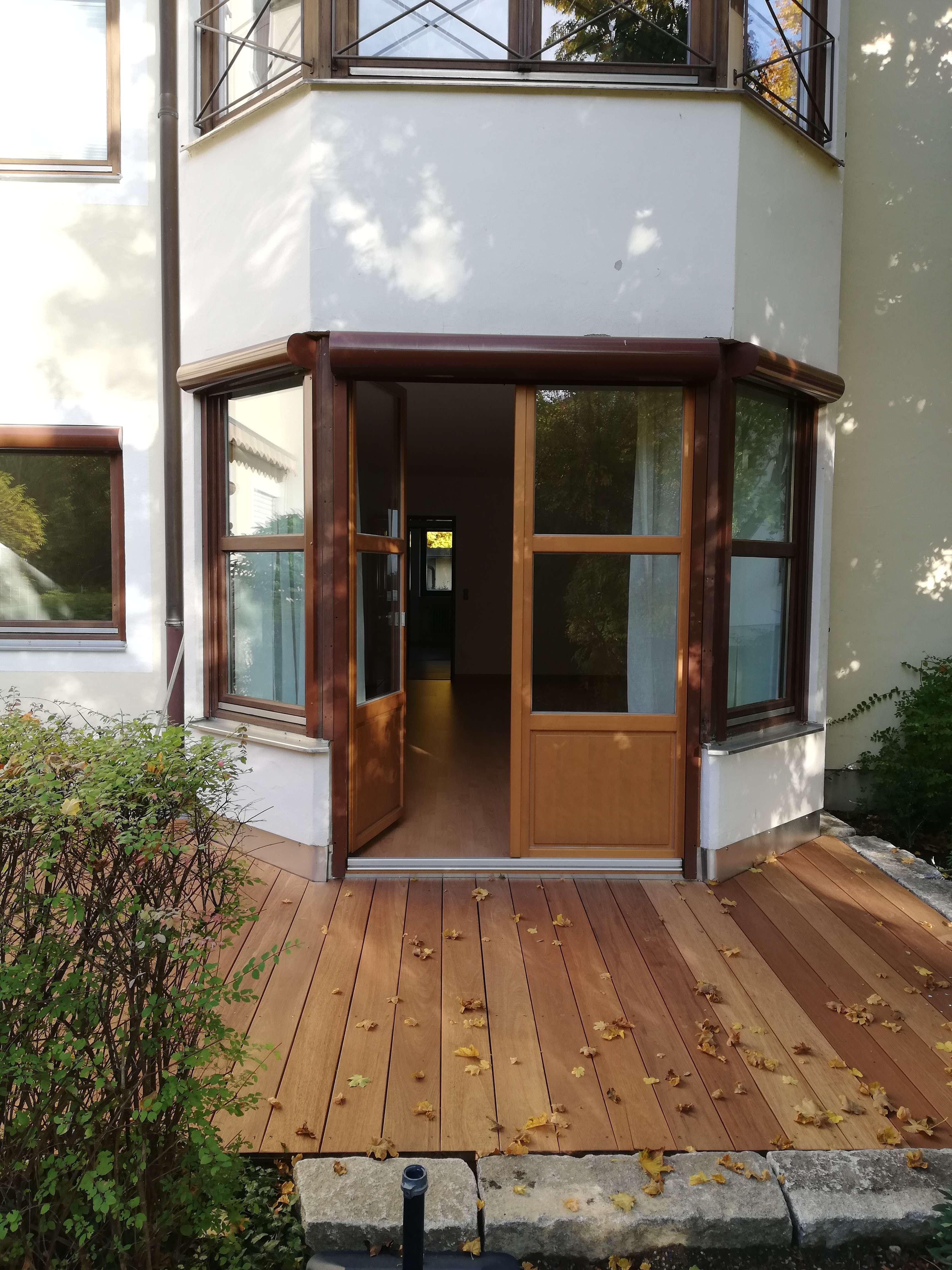 EG-Wohnung mit Terrasse im Konradweg in Nikola
