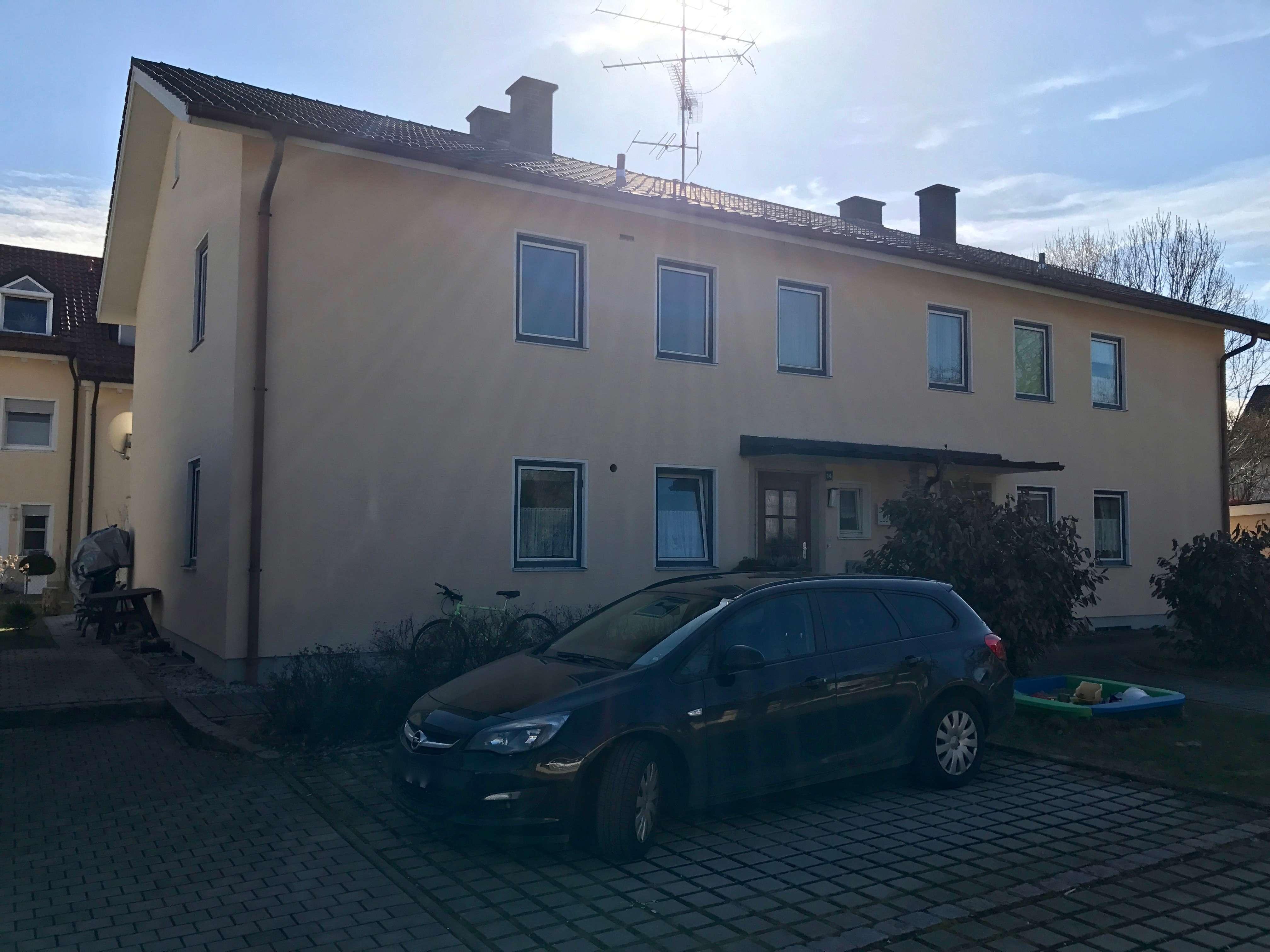 Stadtnahe helle 3-Zimmer Wohnung mit Balkon im Würmtal (zwischen München und Starnberg)