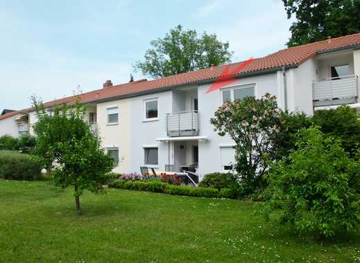 Ruhige 3-Zimmer Wohnung mit Blick ins Grüne und guter Anbindung in die City