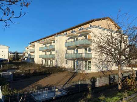 Erstbezug mit Balkon: stilvolle 3-Zimmer-Wohnung in Höhenkirchen in Höhenkirchen-Siegertsbrunn
