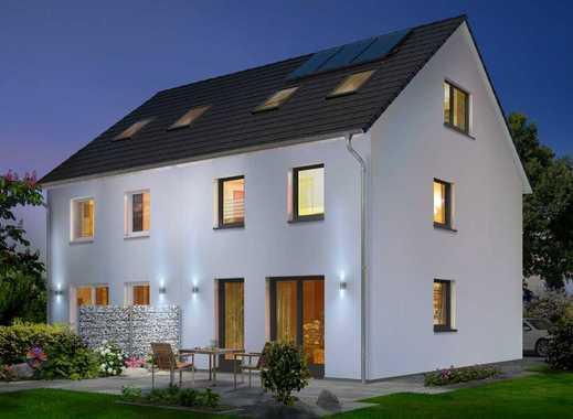 Neubau-Doppelhaushälfte im Zentrum vom Hattingen