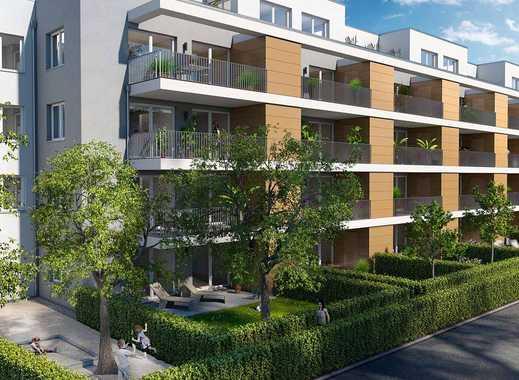 Großzügige 3-Zimmer-Wohnung mit Balkon - Wertig gebaut mit ausgesuchten Materialien!