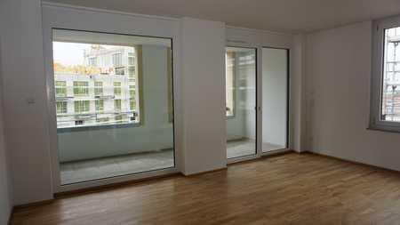 Neubau! Erstbezug! 3-Zimmer-Wohnung mit Einbauküche und Loggia! in Pasing (München)