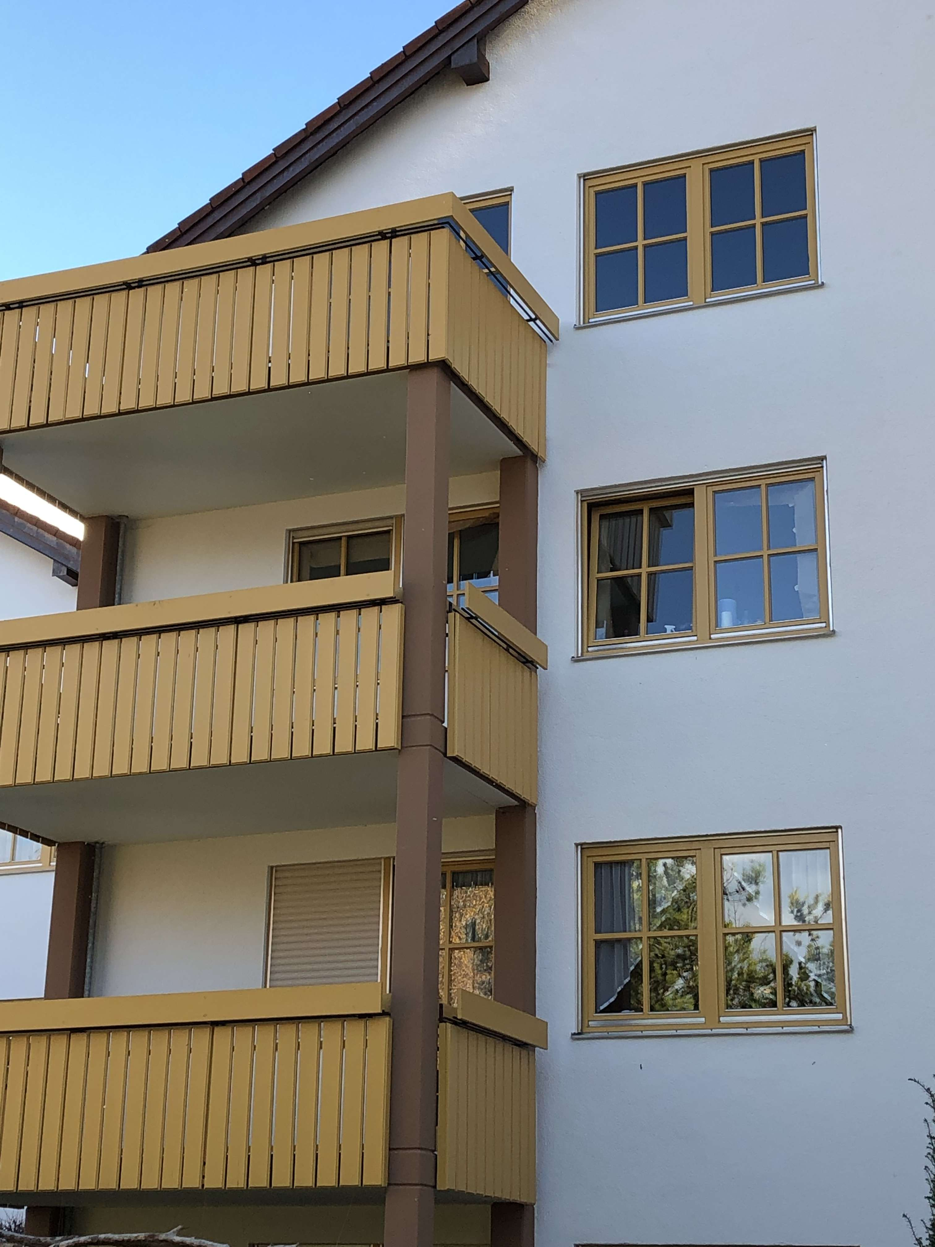 Ruhige Altstadtnahe Wohnung mit EBK