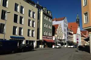 4 Zimmer Wohnung in Ingolstadt