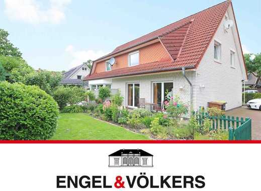 Feine Doppelhaushälfte in Groß Mackenstedt!