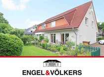 Feine Doppelhaushälfte in Groß Mackenstedt