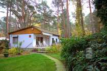Bungalow in Prieros - Wald und