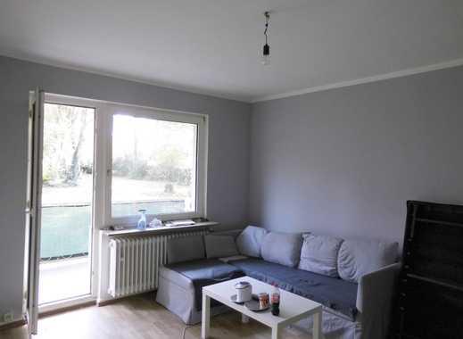 Gemütliche 2,5 Raum Erdgeschoss-Wohnung mit Balkon in ruhiger und zentraler Lage!