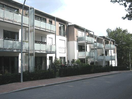 3-Zimmer-Gartenwohnung, Freising bei München, Asamstraße 54, EG
