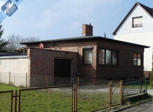 Eigenheim mit Potenzial: Bungalow mit Vollkeller in Grabow