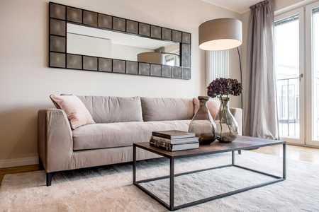 QVIII - MEHR MÜNCHEN GEHT NICHT Möblierte 2-Zimmer Wohnung in Maxvorstadt (München)