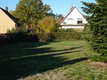 Baugrundstück im alten Ortskern