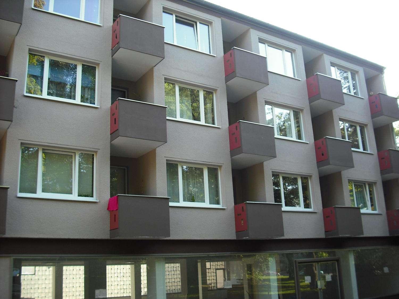 Super 1 ZKB/ Balkon , ca. 34,60 qm in Augsburg, Innenstadt gleich bei der Stadtmauer in Augsburg-Innenstadt