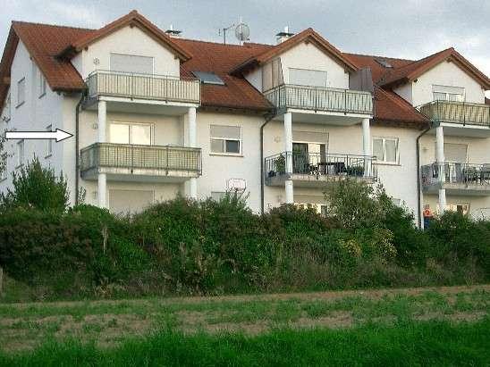 GANESHA-IMMOBILIEN...wunderschöne Wohnung mit Blick ins Grüne zu vermieten ! in