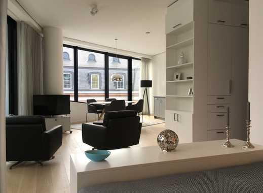 Exklusiv möblierte Neubauwohnung in City-Toplage