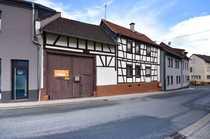 Sanierungsbedürftiges Fachwerkhaus in Idstein-Wörsdorf