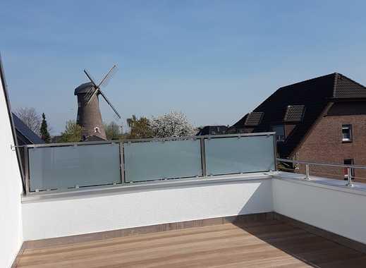 Tolle Neubauwohnung mit ca 30qm Dachterrasse