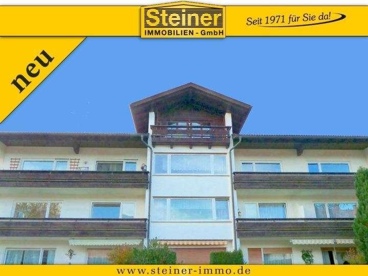 3-Zimmer-Wohnung ca. 100 m² 2. OG, Ost-Süd-Lage, großer Balkon, Keller in Garmisch-Partenkirchen