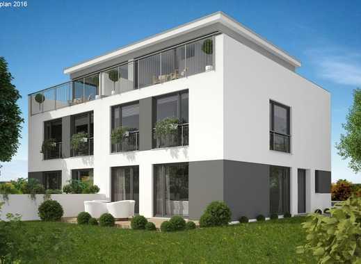Moderne DHH in Top-Lage - inkl. Grundstück - Grundriss nach Ihren Wünschen planbar