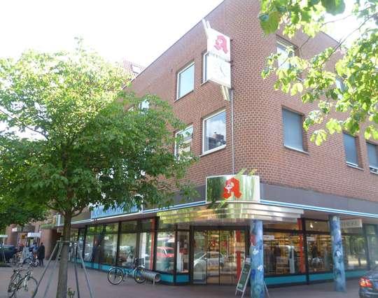 Groß-Buchholz, Bürofläche am Roderbruchmarkt