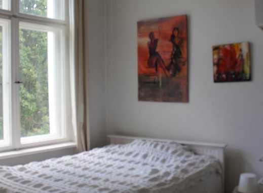gemütliche und geräumige vollmöblierte 2 Zimmer Wonung mit 57 qm in Berlin Grunewald