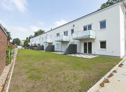 geräumige 2-Zimmer-Wohnung mit schönem Balkon und Tageslichtbad in Kaltenkirchen-City